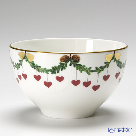 Royal Copenhagen Star Fluted Christmas Chocolate bowl 30 cl 2503572