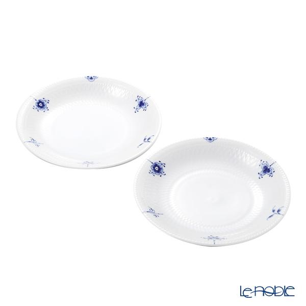 Royal Copenhagen 'Blue Palmette Blossom' 2508021/1016971 Plate 20cm (set of 2)