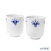 Royal Copenhagen 'Blue Palmette Blossom' 2508029/1016972 Mug 200ml (set of 2)