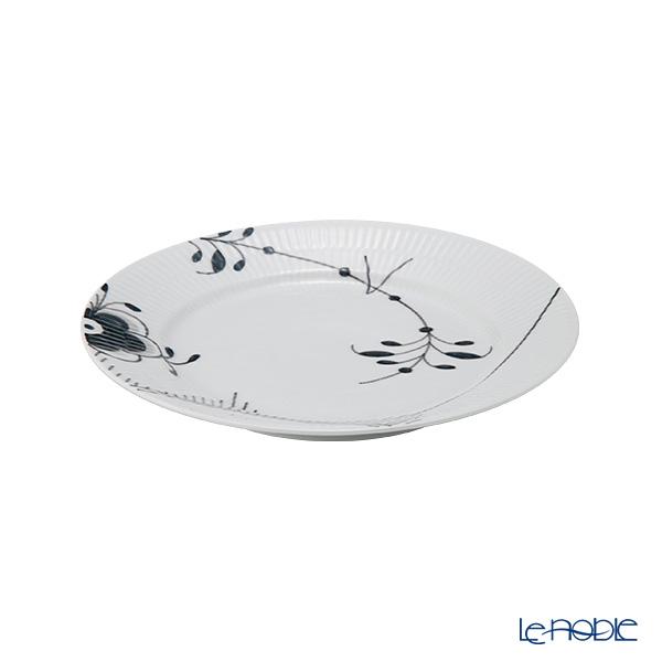 Royal Copenhagen 'Black Fluted Mega' [#2] 2542622/1017470 Lunch Plate 22cm
