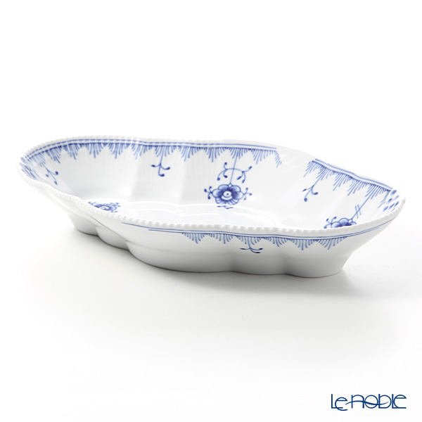 Royal Copenhagen 'Blue Elements' Oval Dish 23x15cm 2589353/1017050