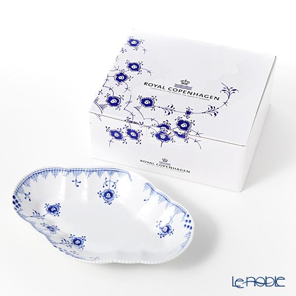 Royal Copenhagen Copenhagen Blue elements Oval Dish 23cm 2589353/1017050