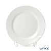 Royal Copenhagen 'White Elements' 2597619/1026455 Plate 19.5cm