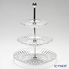Baccarat 'Mille Nuits' 2605392 Centerpiece / Pastry Stand (3 tier) H35cm