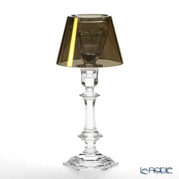 バカラ(Baccarat) ダークサイド アワファイヤー 2-605-622 キャンドルスタンド ゴールド 32.5cm