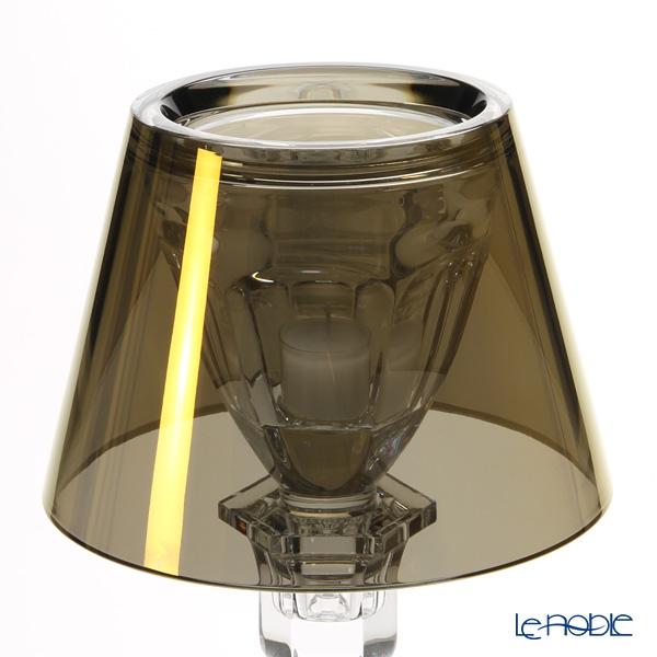 バカラ(Baccarat) ダークサイド アワファイアー 2-605-622キャンドルスタンド ゴールド 32.5cm