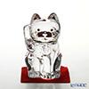 バカラ(Baccarat) オブジェ 2-607-786まねき猫 10cm