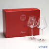 Baccarat 'Chateau Baccarat' 2611151 Red Wine Tasting Glass 410ml (set of 2)