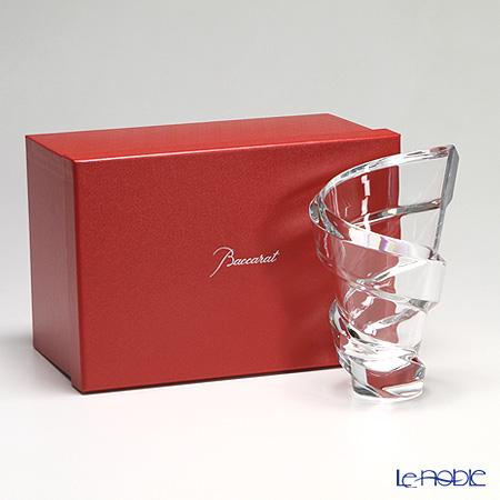 バカラ(Baccarat) スパイラル 2-611-740 ベース(花瓶) 20cm