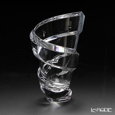 バカラ(Baccarat) スパイラル 2-611-740ベース(花瓶) 20cm