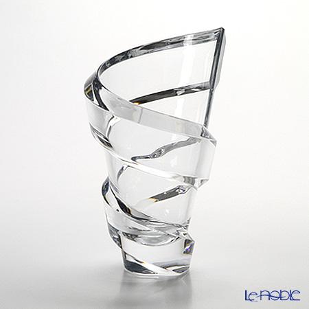 バカラ(Baccarat) スパイラル 2-612-025 ベース(花瓶) 27cm