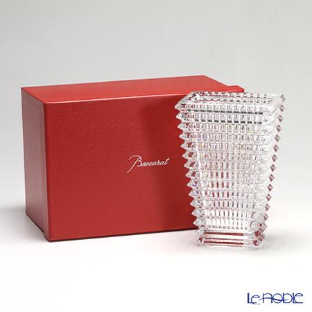 バカラ(Baccarat) EYE 2-612-989 ベース(花瓶) スクエア S 20cm