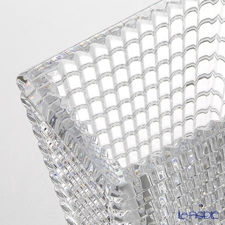 バカラ(Baccarat) EYE 2-612-989ベース(花瓶) スクエア S 20cm