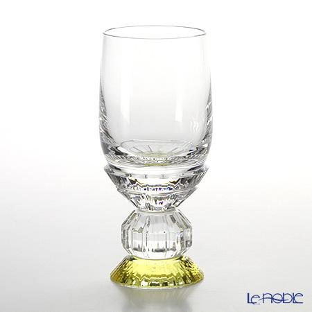 バカラ(Baccarat) バリエーション 2-613-130 スモールワイン 15cm イエロー