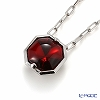 Baccarat Baccarat Lily Stull necklace 2-613-359 Red Miller