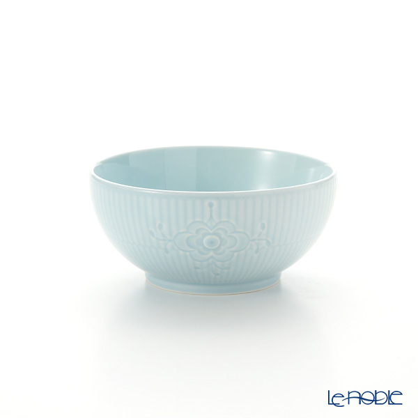 Royal Copenhagen 'Flower Emblem' Blue 2613454 Bowl 13cm