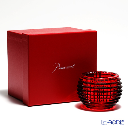 Baccarat Eye Votive, red 2-802-309