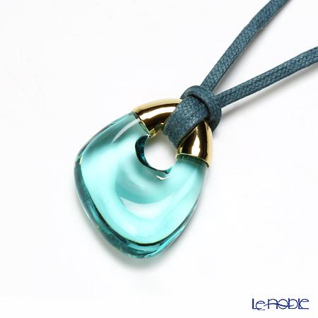 Baccarat Galea Pendant, turquoise 2-805-656