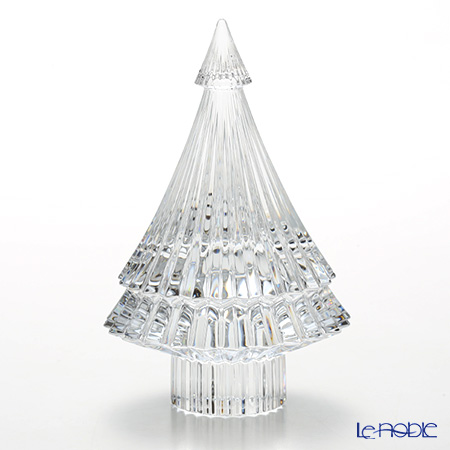 Baccarat Noel Fir Tree Mille Nuits, clear 2-810-269