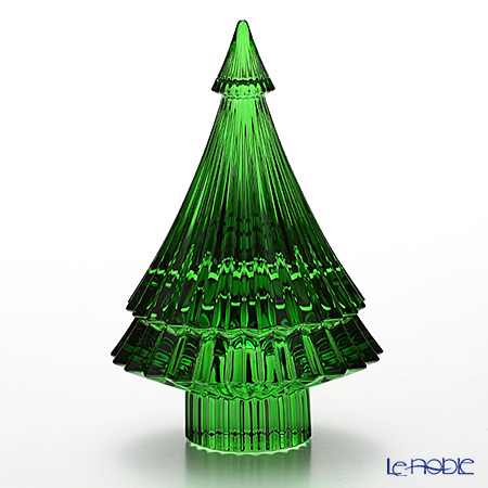 Baccarat Noel Fir Tree Mille Nuits, green 2-810-271