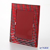 Baccarat 'EYE' Red 2810459 Photo Frame 18.5xH23.5cm