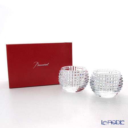 Baccarat Baccarat EYE 2-810-638 Candle holder 9.5 cm (pair)