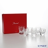 Baccarat Everyday Six Shot Glasses, Six Patterns