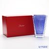 バカラ(Baccarat) EYE 2-811-104ベース(花瓶) スクエア S 20cm ブルー