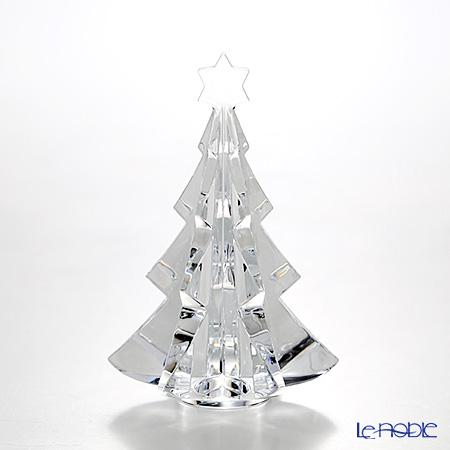 バカラ(Baccarat) オブジェ 2-811-193 メリベル クリスマスツリー クリア