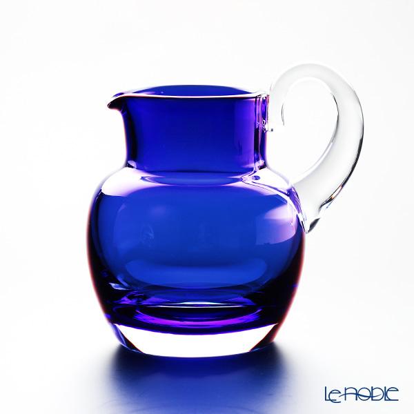 バカラ(Baccarat) モザイク 2-811-235 ピッチャー ブルー 900cc