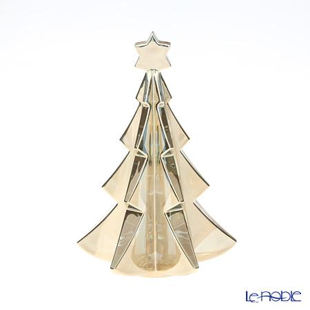 バカラ(Baccarat) オブジェ 2-811-845 メリベル クリスマスツリー ゴールド
