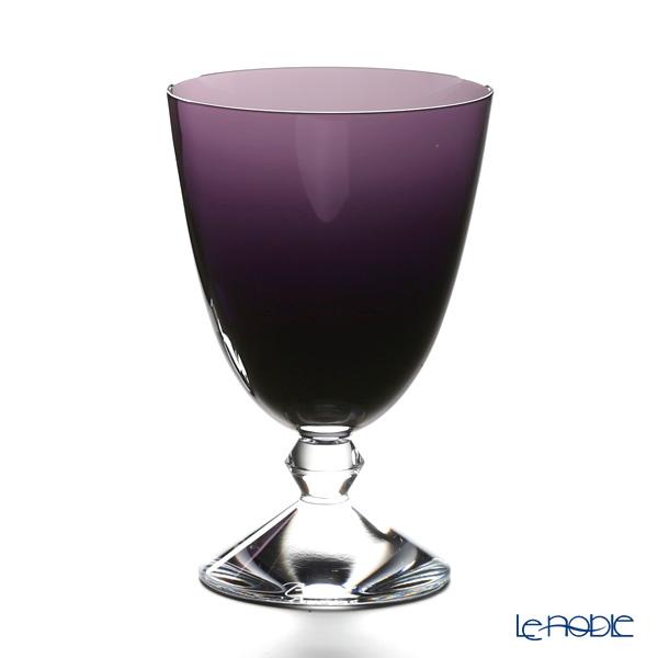 Baccarat 'Vega' Amethyst Purple 2812264/2103327 Small Glass 290ml (set of 2)
