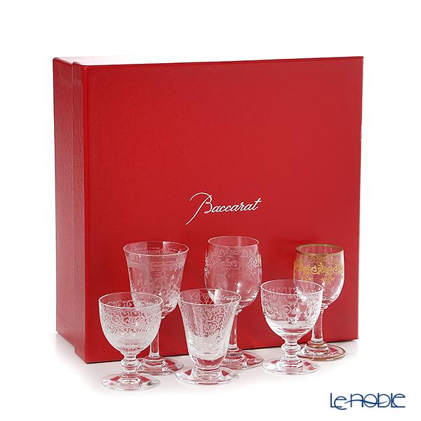 バカラ(Baccarat) リキュールグラスコフレ 2-812-378 リキュールグラス 6pcs セット