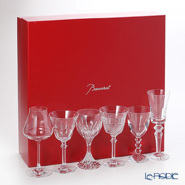 バカラ(Baccarat) ワインセラピーコフレ 2-812-727 ワイングラス 6pcs セット