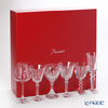 Baccarat 'Coffret - Wine Therapy' 2812727 Wine Glass (set of 6 / Assorted shape)