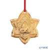 Baccarat Baccarat art 2-812-732 Christmas ornaments gold 2018
