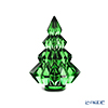 Baccarat 'Noel Collection 2019 - Aspen Fir' Green Lacquered 2813076 Christmas Tree Object H13cm (S)