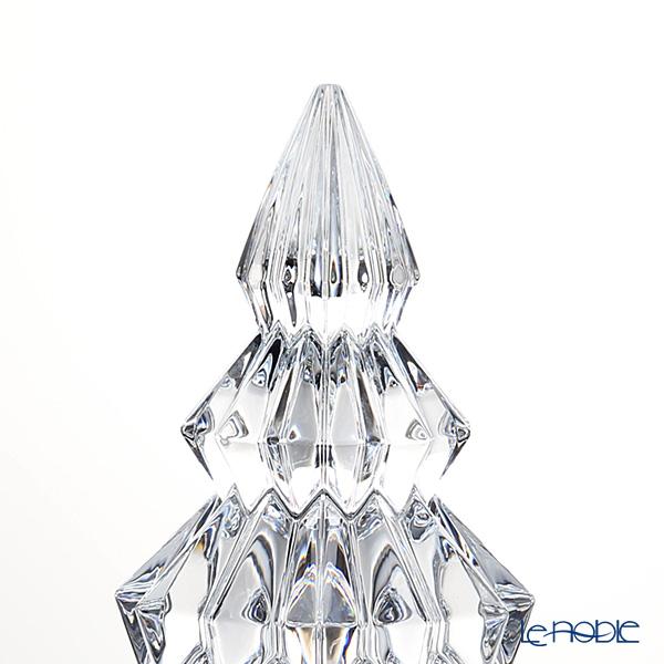 バカラ(Baccarat) オブジェ 2-813-078クリスマスツリー アスペン クリア M 18.1cm 19W