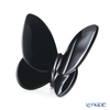 Baccarat 'Papillon - Porte Bonheur' Black 2813514 Lucky Butterfly Object H7.5cm
