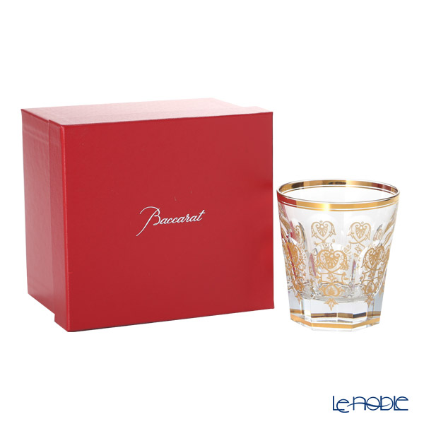 Baccarat 'Harcourt - Empire' Gold 2813865 OF Tumbler