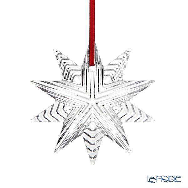 バカラ(Baccarat) オブジェ クリスマスオーナメント クリア 2021 2-814-619