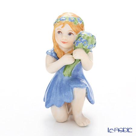ロイヤルコペンハーゲン(Royal Copenhagen) フィギュリン 花の妖精Celestina H8.5cm 5249252