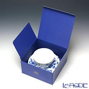 リチャードジノリ(Richard Ginori) ギフトボックス(紺)ティーカップ&ソーサー 1客用