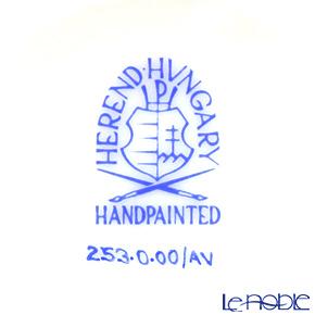 ヘレンド アポニーグリーン 00253-0-00ジャム・マーマレード 14cm