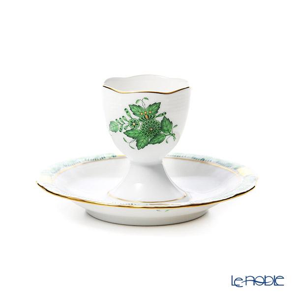 ヘレンド アポニーグリーン 00264-0-00 エッグカップ