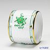 Herend 'Chinese Bouquet Green / Apponyi' AV 00272-0-00 Napkin Ring 4cm