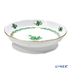 Herend 'Chinese Bouquet Green / Apponyi' AV 00328-0-00 Fruit Compote / Footed Bowl 20cm