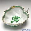 ヘレンド アポニーグリーン 00492-0-00/680オープンシュガー 10.5cm