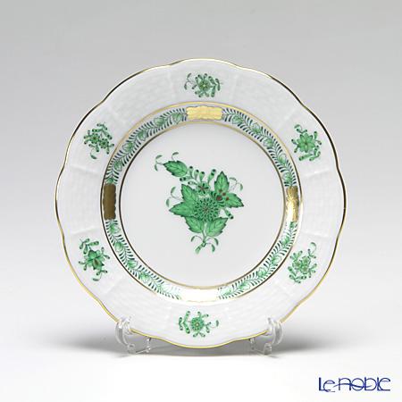 ヘレンド アポニーグリーン 00512-0-00 プレート 12.5cm
