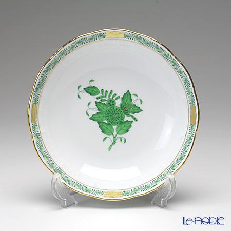 ヘレンド アポニーグリーン 00704-1-00フルーツボウル 13.5cm
